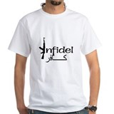 Infidel Ak47 (Arabic Text) Shirt
