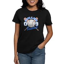 Cullen Baseball 09 Women's Dark T-Shirt