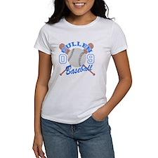 Cullen Baseball 09 Women's T-Shirt