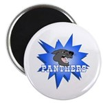 Panthers Magnet