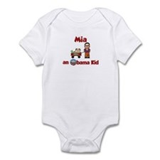 Mia - an Obama Kid Infant Bodysuit