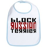 Black Russian Terrier Cyrilli Bib