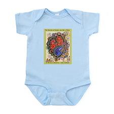 AutismHeart Infant Bodysuit