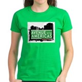AVENUE OF THE AMERICAS, MANHATTAN, NYC Tee