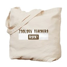 Zoology Teachers Rocks Tote Bag