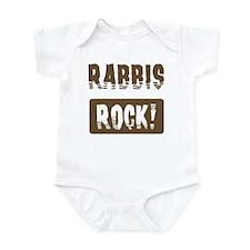Rabbis Rocks Infant Bodysuit