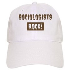 Sociologists Rocks Baseball Cap