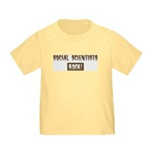 Social Scientists Rocks T