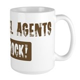 Travel Agents Rocks Mug
