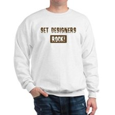 Set Designers Rocks Sweatshirt