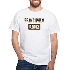 Principals Rocks Shirt