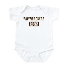 Pawnbrokers Rocks Infant Bodysuit