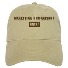 Marketing Researchers Rocks Baseball Cap