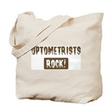Optometrists Rocks Tote Bag