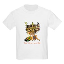 Real Women Love Kali Kids T-Shirt