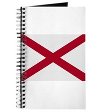 Alabama Vintage Flag Journal