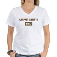 Graphic Artists Rocks Shirt