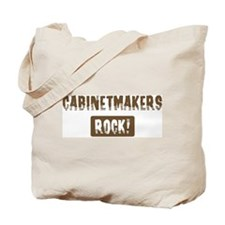 Cabinetmakers Rocks Tote Bag