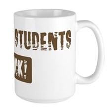 Biology Students Rocks Mug