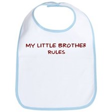 Little Brother Rules Bib