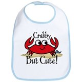 Cute Crabby Bib