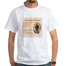 A Prayer to St. Francis Shirt