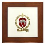GIRARD Family Crest Framed Tile