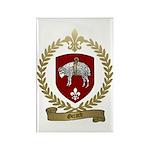 GIRARD Family Crest Rectangle Magnet (10 pack)