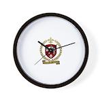 GIRARD Family Crest Wall Clock