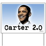 Carter 2.0 Yard Sign