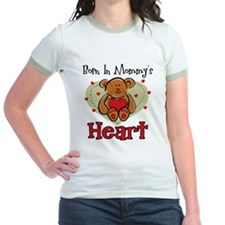 Born In Mommy's Heart T