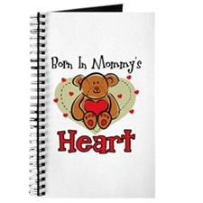 Born In Mommy's Heart Journal