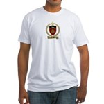GRAVOIS Family Crest Fitted T-Shirt