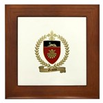 GRAVOIS Family Crest Framed Tile