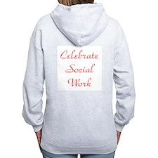 Celebrate SW (red) Zip Hoodie