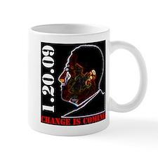 Change is Coming 1.20.09 Small Mug