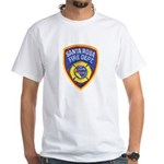 Santa Rosa Fire White T-Shirt