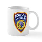 Santa Rosa Fire Mug