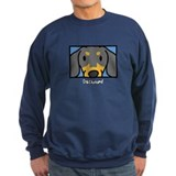 Anime B&T Dachshund Jumper Sweater