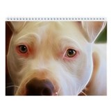 America's Hero Pit Bull Wall Calendar