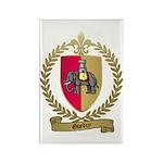 GUEDRY Acadian Crest Rectangle Magnet (100 pack)