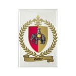 GUEDRY Acadian Crest Rectangle Magnet (10 pack)