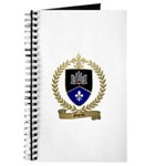 GUERET Family Crest Journal