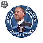 OBAMA - 44TH PRESIDENT 3.5