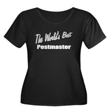 """The World's Best Postmaster"" T"