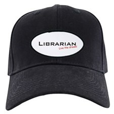 Librarian / Dream! Baseball Hat