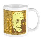 New Pope Benedict Father's Da Mug