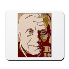New Pope Benedict Father's Da Mousepad