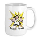 Angel Power Mug