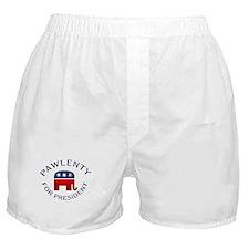 Pawlenty for President Boxer Shorts
